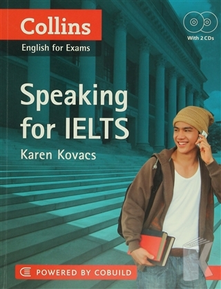 Collins English for Exams-Speaking for IELTS + 2 CDs