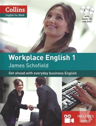 Collins Workplace English 1 With CD-DVD