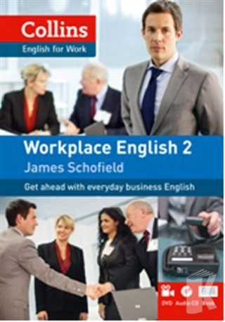 Collins Workplace English 2 with CD and DVD