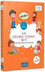1. Sınıf Elakin – İlk Okuma-Yazma Seti (10 Kitap Takım)