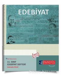 11. Sınıf Edebiyat Defteri