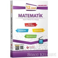 12. Sınıf Matematik Modüler Set