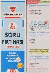 2.Sınıf Tüm Dersler Yaprak Test