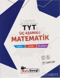 2018 TYT Üç Aşamalı Matematik Soru Bankası
