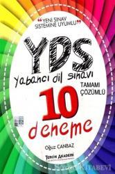 2018 YDS 10 Deneme Tamamı Çözümlü