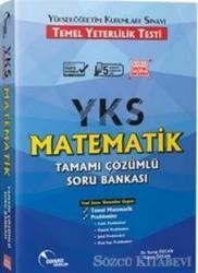 2018 YKS TYT Matematik Tamamı Çözümlü Soru Bankası