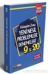 2020 DGS Kolaydan Zora 9×20 Yeni Nesil Çözümlü Problemler Denemeleri Tamamı Çözümlü