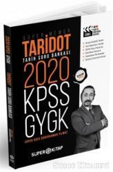 2020 Süper Memur KPSS - GYGK Taridot Tarih Soru Bankası