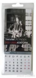 2021 - 2022 Atatürk Takvim (Kod: 3092)