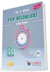 2021 8. Sınıf Kronometre Fen Bilimleri Soru Kitabı