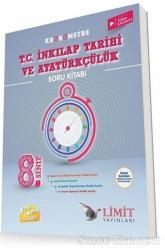 2021 8. Sınıf Kronometre T.C. İnkılap Tarihi ve Atatürkçülük Soru Kitabı