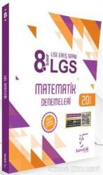 2021 8. Sınıf LGS Matematik Denemeleri