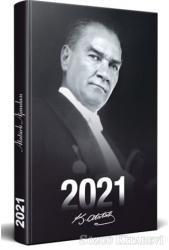 2021 Atatürk Ajandası - Gazi Paşa
