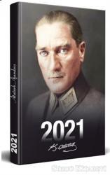 2021 Atatürk Ajandası - Mareşal