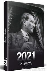 2021 Atatürk Ajandası - Mustafa Kemal