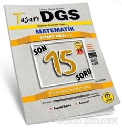2021 DGS Matematik Son 15 Garanti Serisi 4