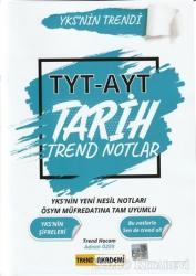 2021 TYT-AYT Tarih Trend Notlar