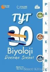 2021 TYT Biyoloji 30 Deneme Sınavı