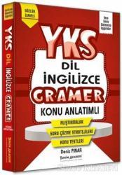 2021 YKS Dil İngilizce Gramer Türkçe Açıklamalı ve Kapsamlı Konu Anlatımı Kitabı