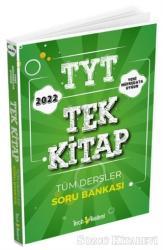 2022 TYT Tek Kitap Tüm Dersler Soru Bankası
