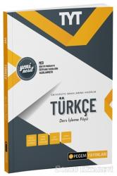 2022 TYT Türkçe Ders İşleme Föyü