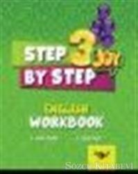 3.Sınıf Step By Step Joy Englısh Wb 2019
