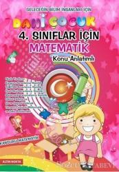 4. Sınıf Dahi Çocuk Matematik Konu Anlatımlı