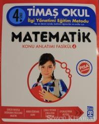 4. Sınıf Matematik Konu Anlatımı Fasikül 4