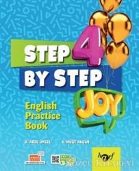 4.Sınıf Step By Step Joy English Pb 2019
