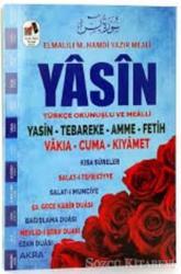 41 Yasin Türkçe Okunuşlu ve Mealli (Kod K64)