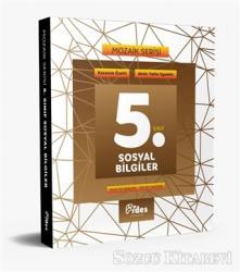 5. Sınıf Sosyal Bilgiler Konu Özetli Soru Bankası - Mozaik Serisi
