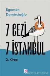 7 Gezi 7 İstanbul 2. Kitap