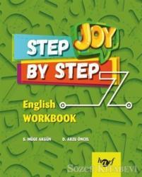 7. Sınıf Step by Step Joy English Workbook