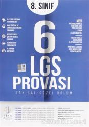 8. Sınıf 6 LGS Provası