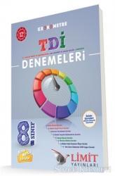 8. Sınıf Kronometre 12'li TDİ Denemeleri