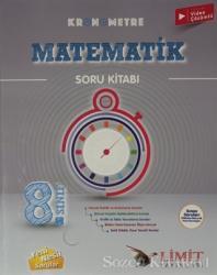 8. Sınıf Kronometre Matematik Soru Kitabı