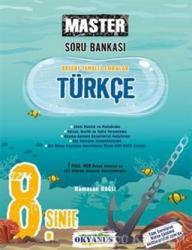 8.Sınıf LGS Master Türkçe Soru Bankası 2020