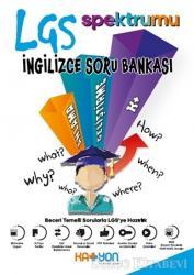 8. Sınıf LGS Spektrumu İngilizce Soru Bankası