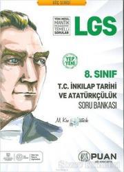 8. Sınıf LGS T.C İnkılap Tarihi Soru Bankası