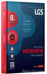 8. Sınıf LGS Tamamı Çözümlü Matematik Soru Bankası