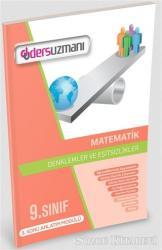 9. Sınıf Matematik 3. Konu Anlatım Modülü