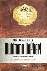 98 Numaralı Mühimme Defteri