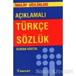 Açıklamalı Türkçe Sözlük