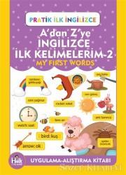 A'dan Z'ye İngilizce İlk Kelimelerim 2