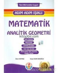 Adım Adım Işıklı Matematik Analitik Geometri