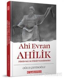 Ahi Evran Ahilik