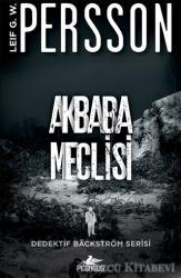 Akbaba Meclisi - Dedektif Backström Serisi 1