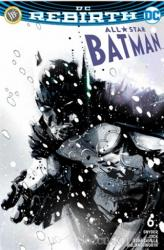 All Star Batman Sayı 6 - DC Rebirth