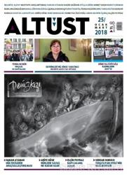 Altüst Dergisi Sayı: 25 / Ocak - Mart 2018