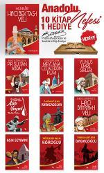Anadolu Nefesi 10 Kitap + Hediyeli